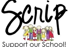 Support our School with Scrip!